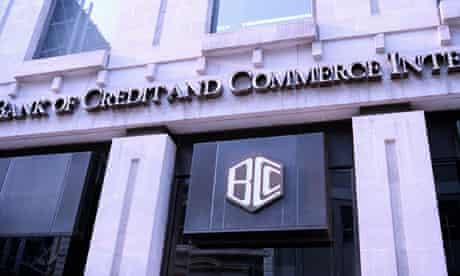 Cierre de expedientes por escándalo bancario del BCCI |  BCCI |  El guardián