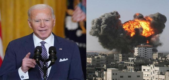 Joe Biden admin faces accusation of hypocrisy after airstrike in Syria