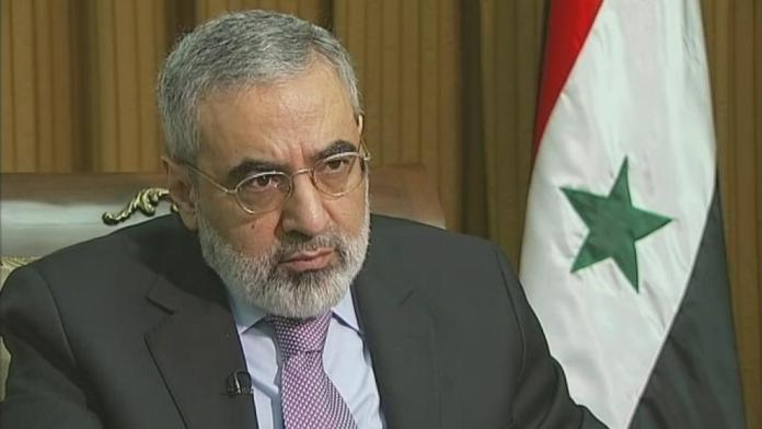 Syria information minister: political process coming – Channel 4 News