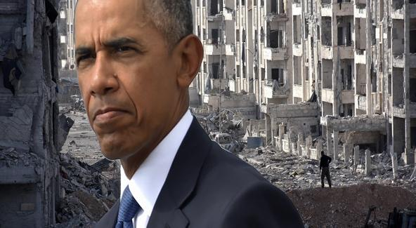 Syria Will Stain Obama's Legacy Forever – Foreign Policy