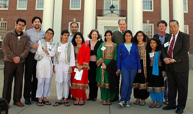 Miembros del equipo |  Centro de Estudios de Afganistán |  Universidad de Nebraska Omaha