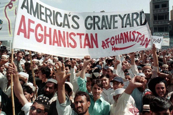 Por qué Estados Unidos fracasó en Afganistán |  Relaciones Exteriores