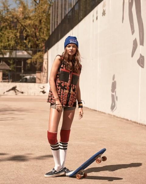 Skateboard Fashion Covert