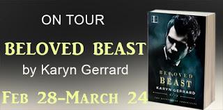 Aurora Publicity Blog Tour: Beloved Beast by Karyn Gerrard