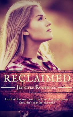 Singing Librarian Book Tours: Reclaimed by Jennifer Rodewald