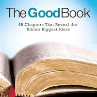 LitFuse Blog Tour Review: The Good Book: 40 Chapters That Reveal the Bible's Biggest Ideas by Deron Spoo