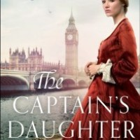 LitFuse Blog Tour Review: The Captain's Daughter by Jennifer Delamere
