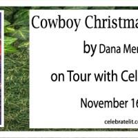Celebrate Lit Blog Tour Review: Cowboy Christmas Gaurdian by Dana Mentink
