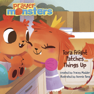 Review: Tora Fright Patches Things Up by Tracey Madder