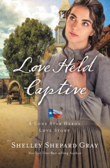 BookLook Blogger Review: Love Held Captive by Shelley Shepard Gray
