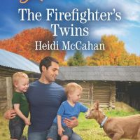 JustRead Publicity Tours Spotlight: The Firefighter's Twins by Heidi McCahan + GIVEAWAY