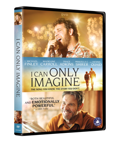 FlyBy Promotions DVD Review: I Can Only Imagine + Giveaway