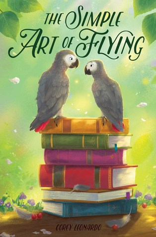 Book Review: The Simple Art Of Flying by Cory Leonardo