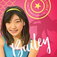 Book Review: Camp Club Girls: Bailey by Linda Carlblom