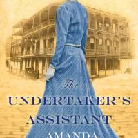 HFVBT Review: The Undertaker's Assistant by Amanda Skenandore