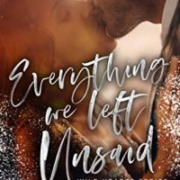 The Next Step PR Book Tour Review: Everything We Left Unsaid by Ashley Cade