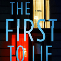 Suzy Approved Book Tours Review: The First To Lie by Hank Phillipi Ryan