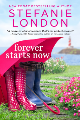 Netgalley Review: Forever Starts Now by Stefanie London