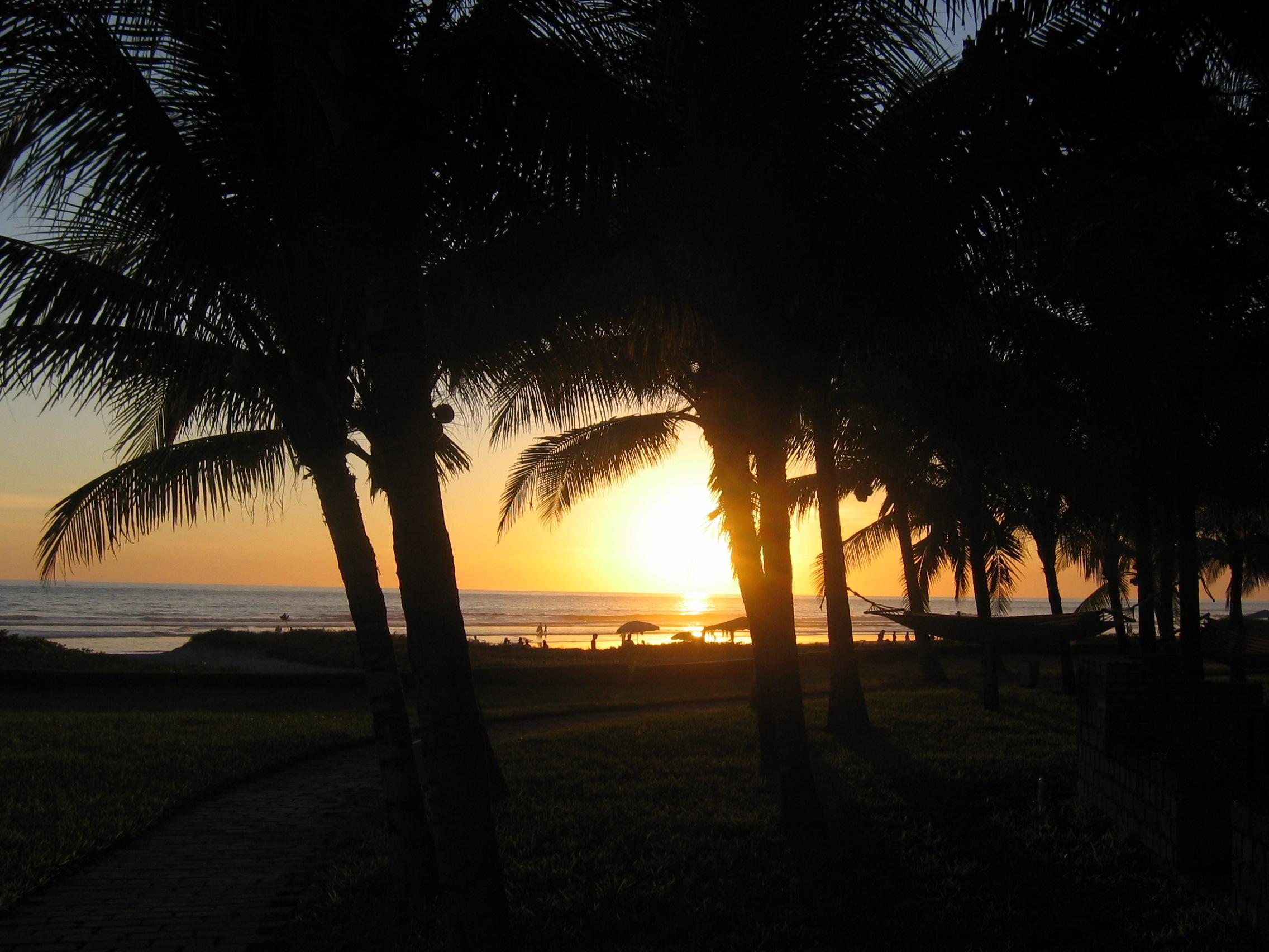 Costa del Sol, El Salvador