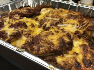 CHICKEN PARMESAN PARTY TRAY