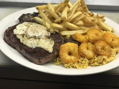 PORTUGUESE SURF AND TURF