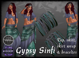 Coveted Gypsy Sinfi
