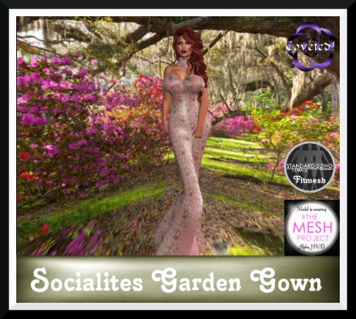Socialites Garden Gown