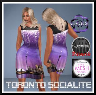 Toronto Socialite