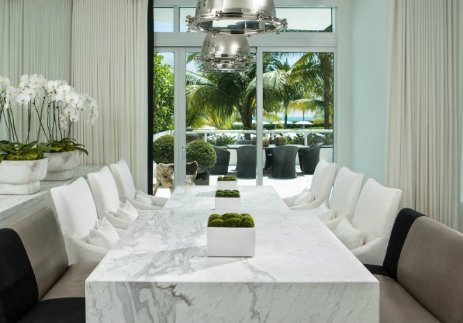 Palm Beach Tuscan Interiors By Andy Quinones Fort Lauderdale