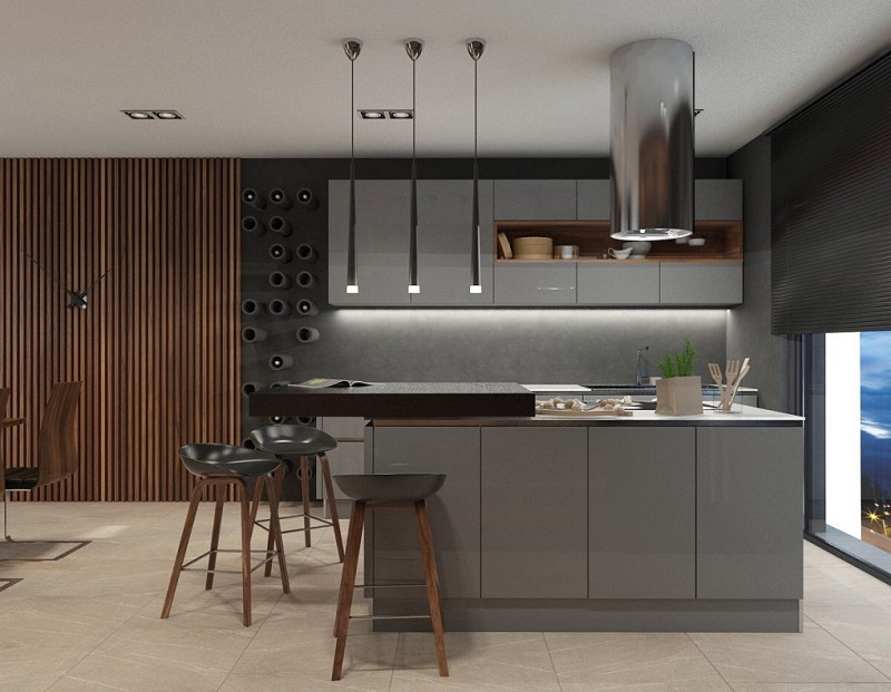 Modern Kitchen Trends 2020 And New Ideas - Covet Edition on Kitchen Modern Design 2020  id=40701