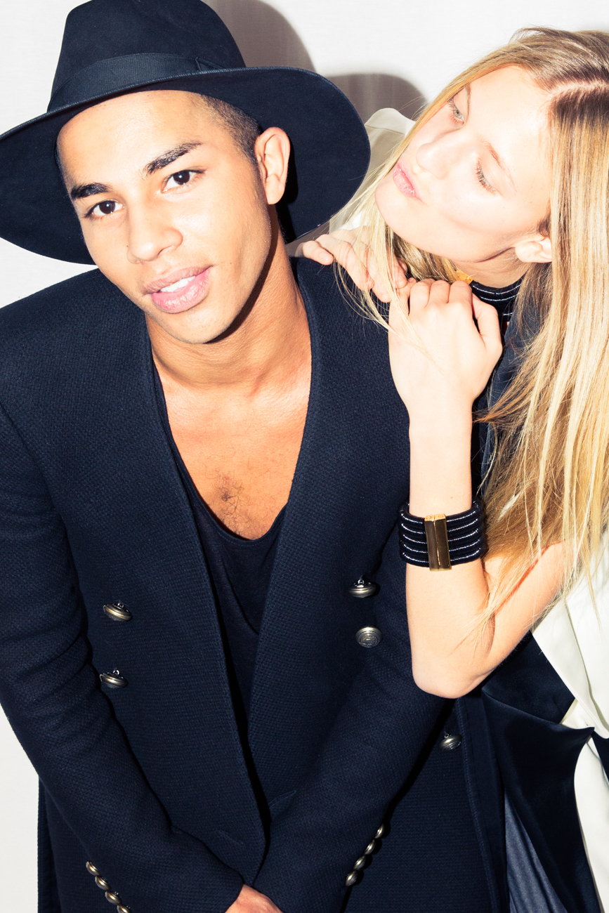 1 day ago· to celebrate his 10th anniversary as creative director of the house of balmain last month, olivier rousteing staged the kind of spectacle only a designer with his audacious vision could pull off. Olivier Rousteing & Constance Jablonski - The Coveteur ...