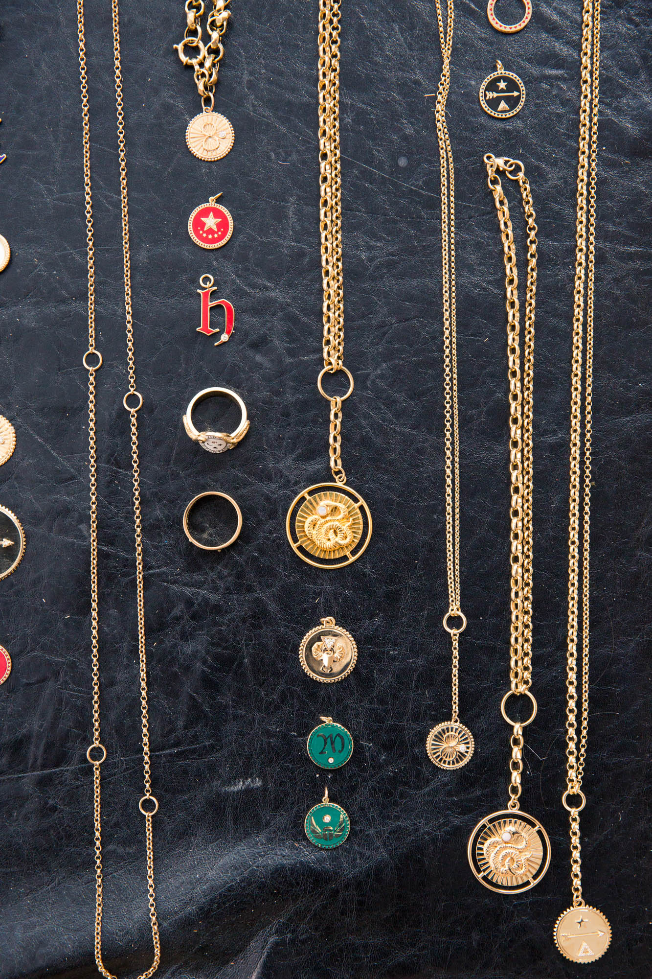 Foundraes Designer Beth Bugdaycay Talks Fine Jewelry Coveteur