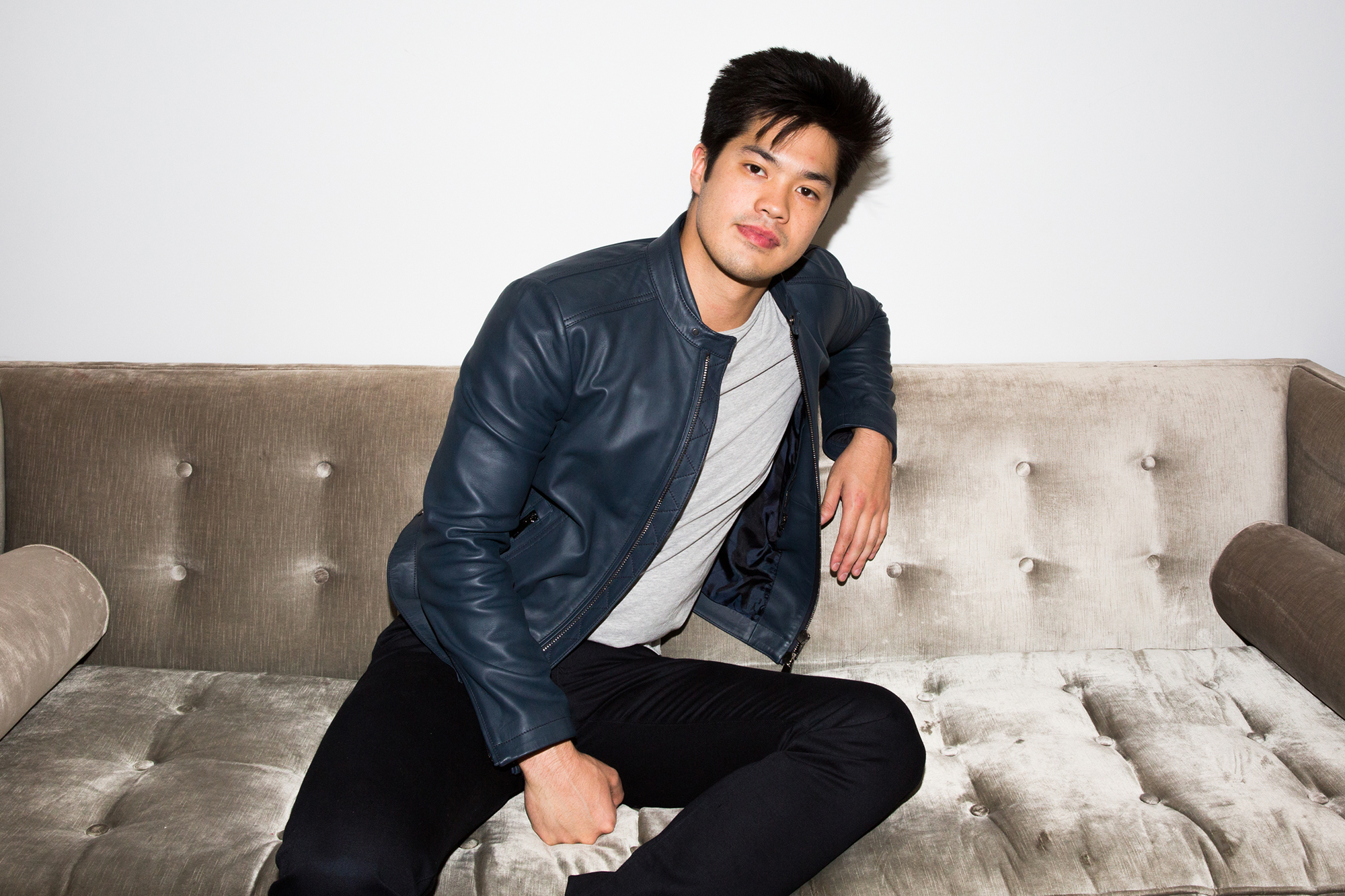 Ross Butler On 13 Reasons Why The Art Of Learning And Asian Heroes Coveteur