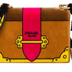 7fc70918f27d Why An Editor Is Giving Up Smoothies For Prada's Velvet Bag Coveteur