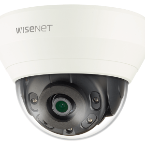SAMSUNG 4MP Network IR Dome Camera 2.8mm fixed lens . POE