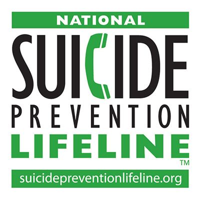 Image showing the National Suicide Prevention Lifeline