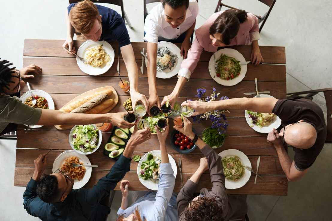 The Government of Ontario encourages the safe celebration of Thanksgiving through keeping gatherings limited to 25 people indoors and 100 people outdoors