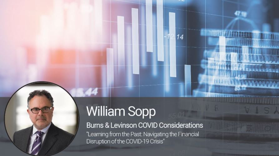 Learning from the Past: Navigating the Financial Disruption of the COVID-19 Crisis