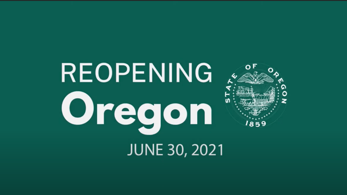 Oregon reopens