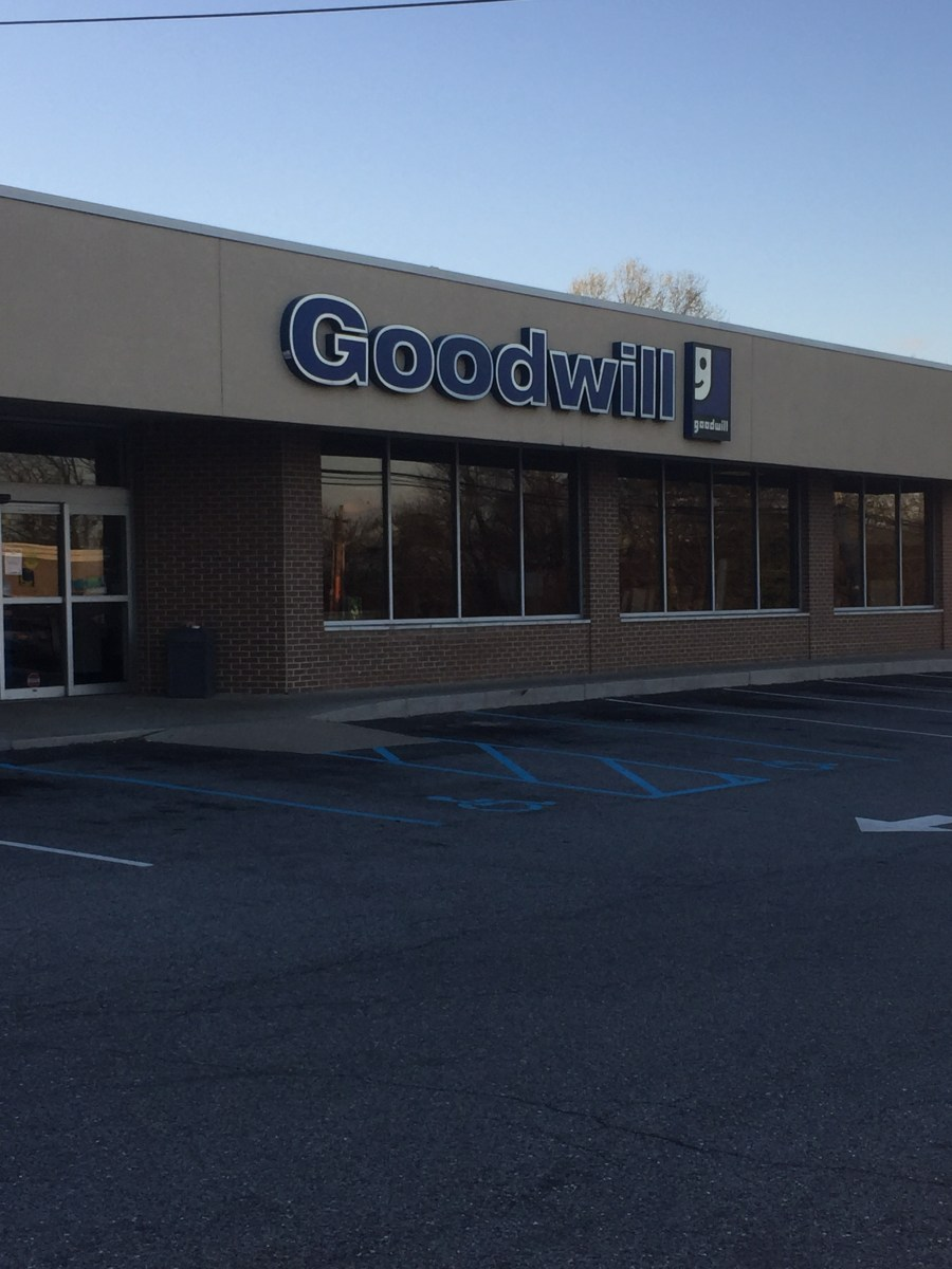 A photo of Goodwill