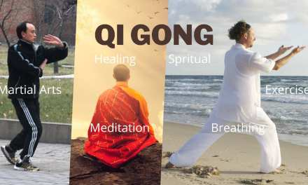 HOW QIGONG EXERCISE CAN INCREASE ENERGY AND LIFE