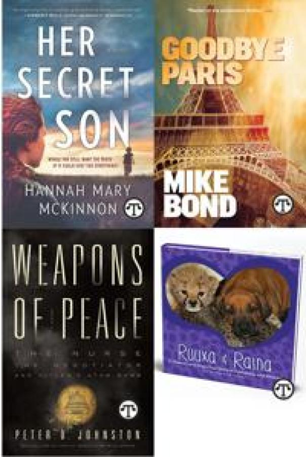 Intrigue, Secrets And A Touching Animal Tale In Four Great Reads