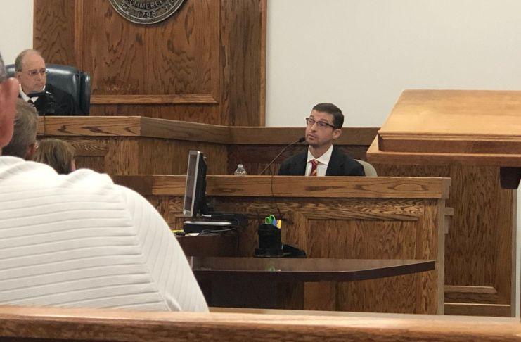 Ronnie Gorton trial