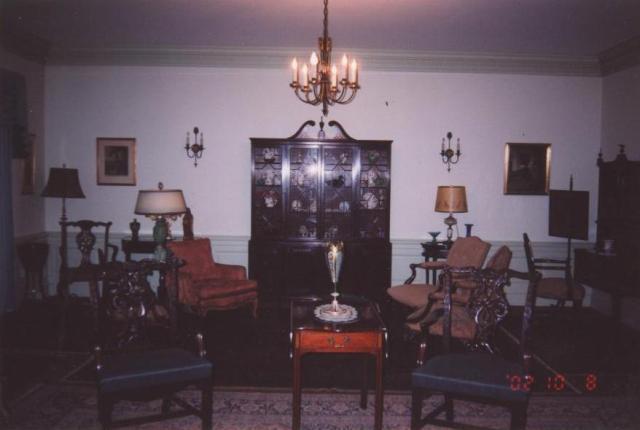 Moffat Estate Living room 2