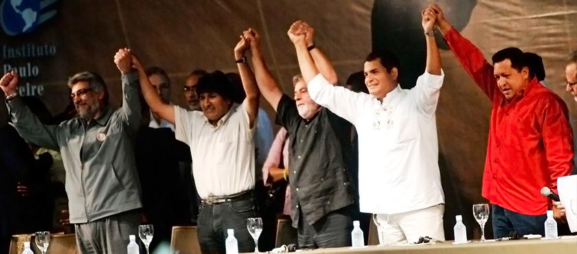 Venezuela en la era Pos-Chávez: Crisis pos-electoral y retos del nuevo gobierno – por Kenneth Ramírez