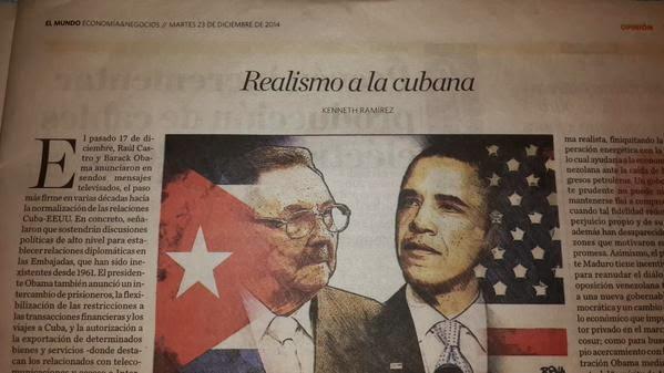 Realismo a la cubana – Por Kenneth Ramírez