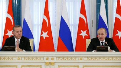 El encuentro Putin-Erdogan: implicaciones geopolíticas – Por Jonás Estrada