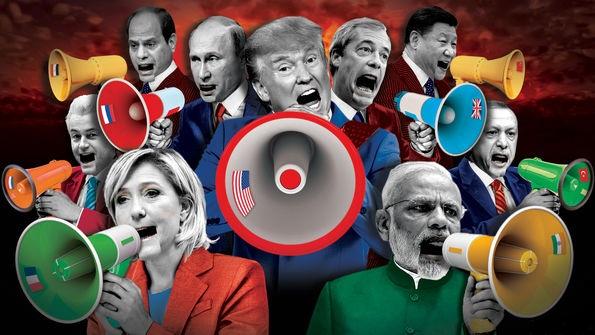 Trump y la política internacional en el siglo XXI – Por Eloy Torres
