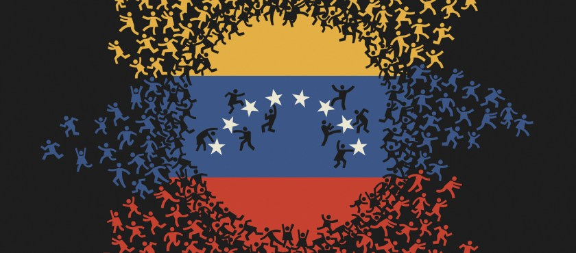 La amenaza de guerra civil – Por Oscar Hernández Bernalette
