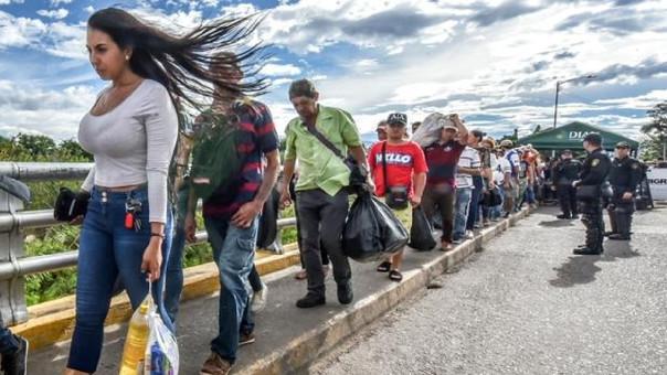 El reto migratorio para Colombia – Por Oscar Hernández Bernalette